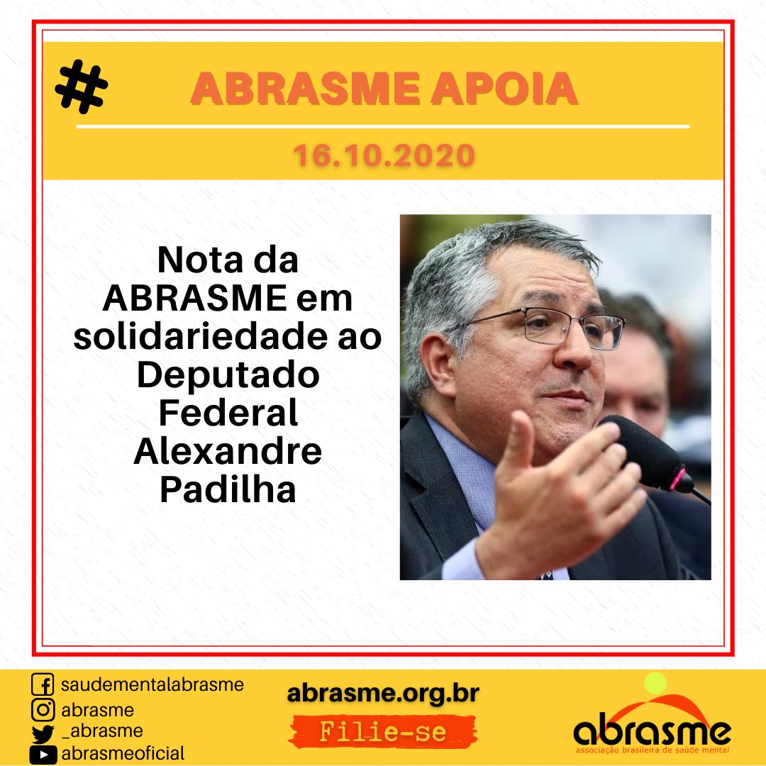 ABRASME participa da Live da ABRAPSO: Comunidades Terapêuticas e Políticas Antidrogas: higienização social, mercantilização e (re)manicomialização