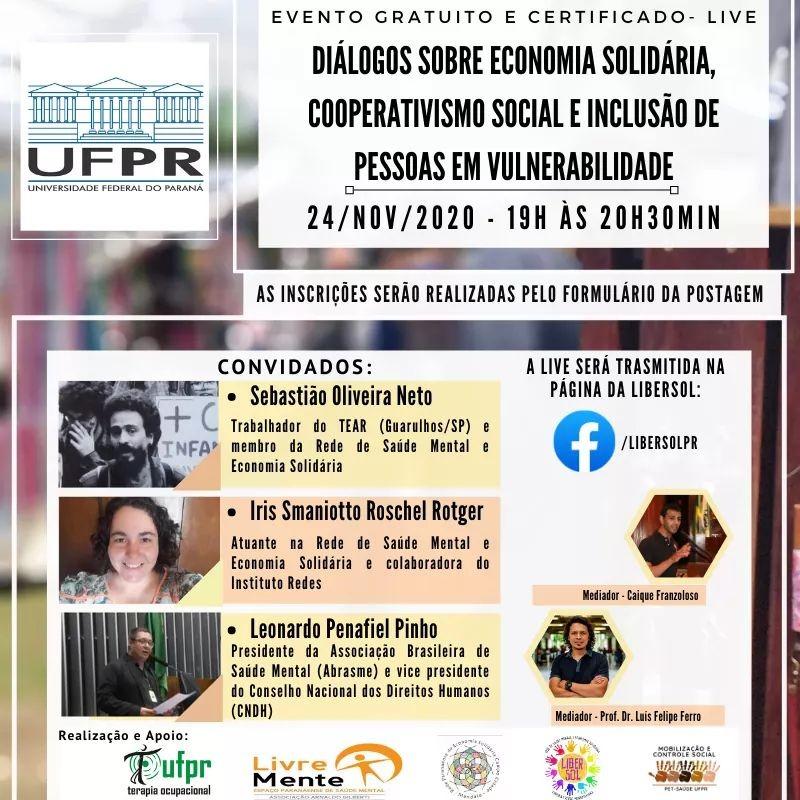 LIVE DENÚNCIA do surto e mortes nos Hospitais Psiquiátricos de Porto Alegre