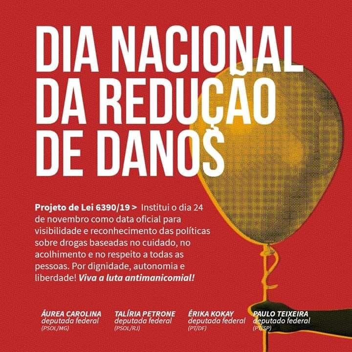 Dia Nacional da Redução de Danos